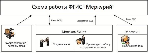 Интеграция с системой Меркурий
