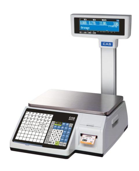 Торговые весы с печатью этикеток CL3000/CL3000J