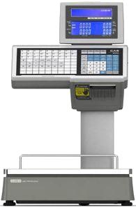 Торговые весы с печатью этикеток CL5000