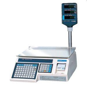 Торговые весы с печатью этикеток LP 1.6