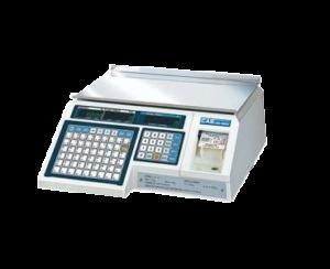 Торговые весы с печатью этикеток cas LP
